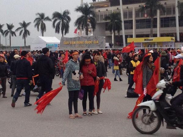 Việt Nam vs Malaysia (2-4): Ác mộng Mỹ Đình ảnh 4