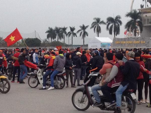 Việt Nam vs Malaysia (2-4): Ác mộng Mỹ Đình ảnh 2