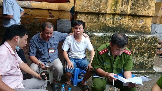 Sập nhà cũ ở Hà Nội, hai người tử vong dưới đống đổ nát ảnh 34