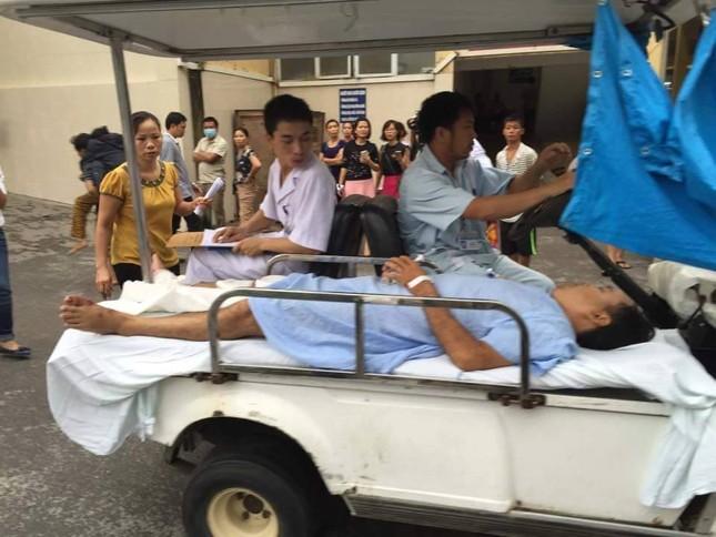 Sập nhà cũ ở Hà Nội, hai người tử vong dưới đống đổ nát ảnh 45