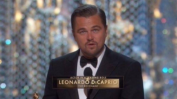 Leo Dicaprio giành tượng vàng Oscar sau 20 năm chờ đợi ảnh 35