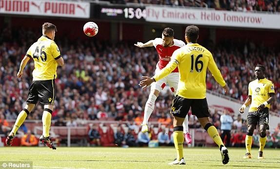 Hạ màn Premier League, Arsenal lấy ngôi Á quân ảnh 9