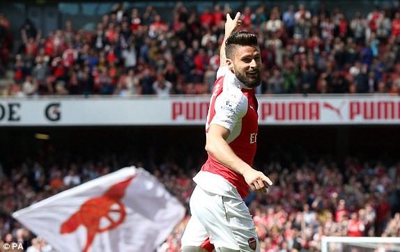 Hạ màn Premier League, Arsenal lấy ngôi Á quân ảnh 17