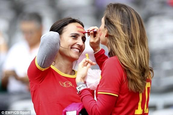 Tây Ban Nha vs CH Czech (1-0): Cứu tinh Pique ảnh 1