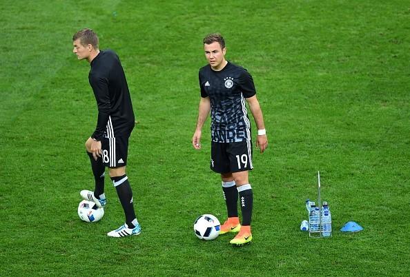 Đức vs Ukraine (2-0): Nhà vô địch khởi đầu thuận lợi ảnh 7