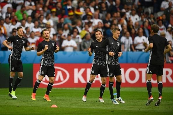 Đức vs Ukraine (2-0): Nhà vô địch khởi đầu thuận lợi ảnh 8