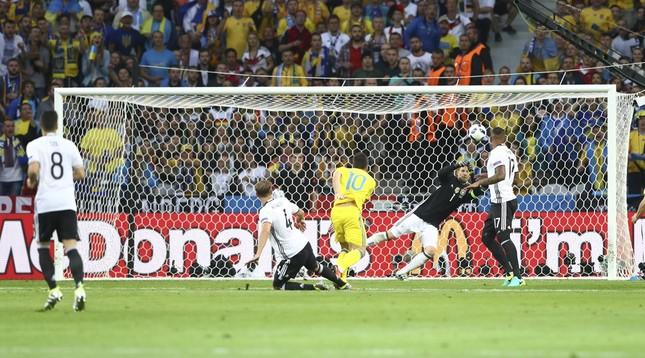 Đức vs Ukraine (2-0): Nhà vô địch khởi đầu thuận lợi ảnh 10