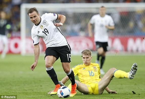 Đức vs Ukraine (2-0): Nhà vô địch khởi đầu thuận lợi ảnh 11