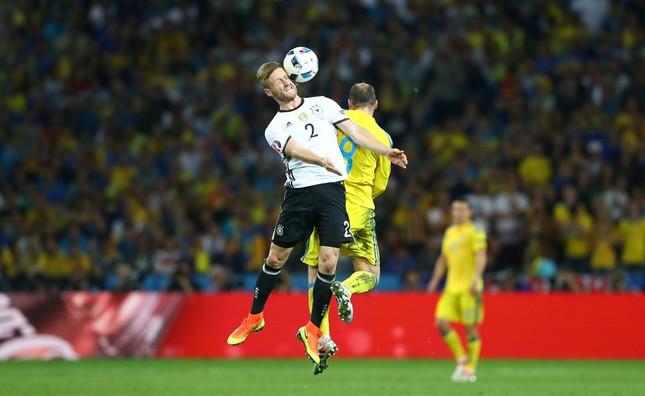 Đức vs Ukraine (2-0): Nhà vô địch khởi đầu thuận lợi ảnh 16