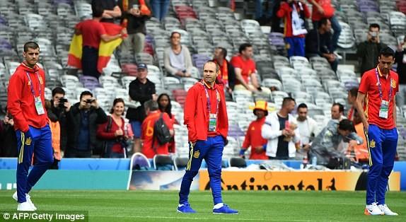 Tây Ban Nha vs CH Czech (1-0): Cứu tinh Pique ảnh 6