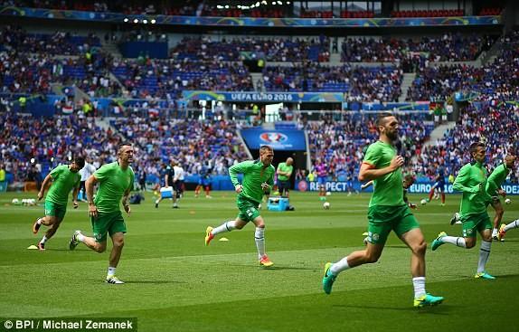 Griezmann lập cú đúp, Pháp ngược dòng thắng CH Ireland ảnh 9