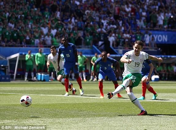 Griezmann lập cú đúp, Pháp ngược dòng thắng CH Ireland ảnh 11