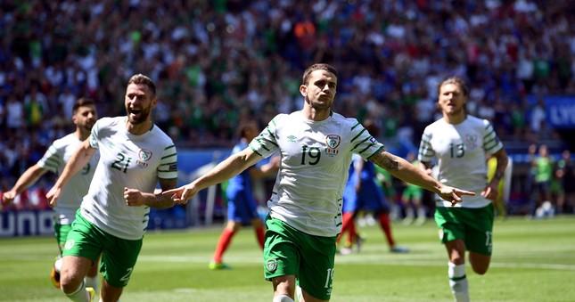 Griezmann lập cú đúp, Pháp ngược dòng thắng CH Ireland ảnh 13