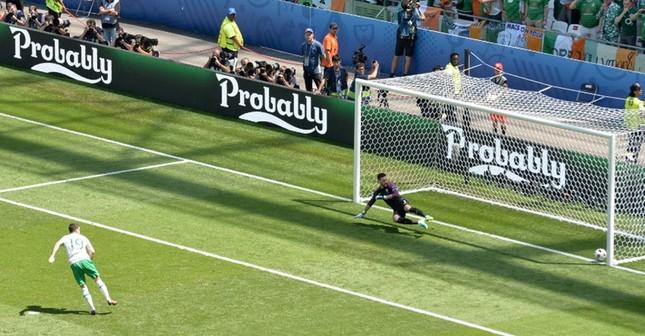 Griezmann lập cú đúp, Pháp ngược dòng thắng CH Ireland ảnh 12