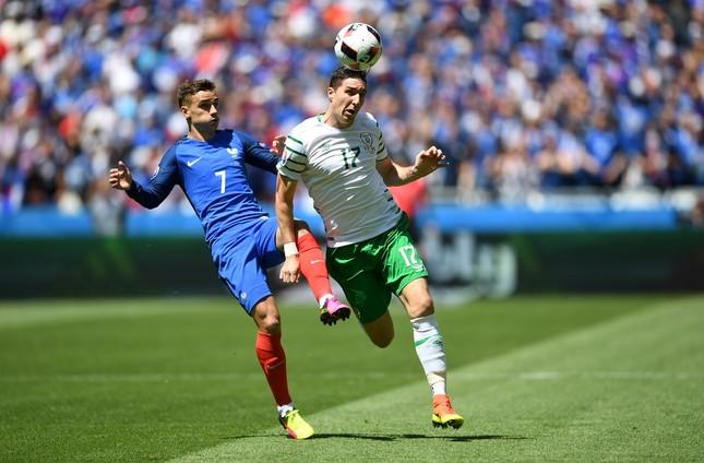 Griezmann lập cú đúp, Pháp ngược dòng thắng CH Ireland ảnh 15