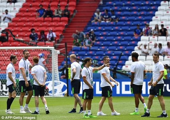 Griezmann lập cú đúp, Pháp ngược dòng thắng CH Ireland ảnh 1