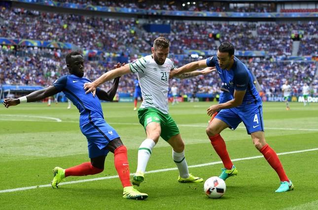 Griezmann lập cú đúp, Pháp ngược dòng thắng CH Ireland ảnh 18