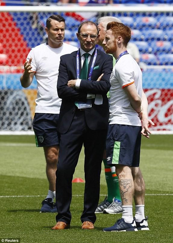Griezmann lập cú đúp, Pháp ngược dòng thắng CH Ireland ảnh 3