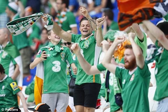 Griezmann lập cú đúp, Pháp ngược dòng thắng CH Ireland ảnh 5