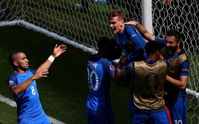 Griezmann lập cú đúp, Pháp ngược dòng thắng CH Ireland ảnh 22