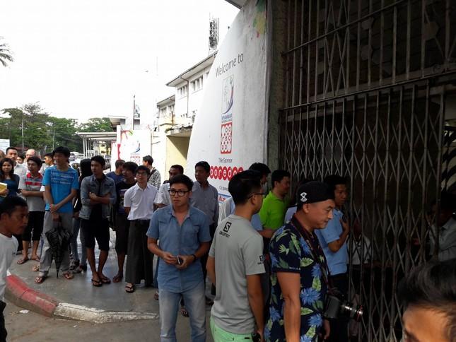 Myanmar bắt đầu 'nóng' vé trận đấu với tuyển Việt Nam ảnh 1