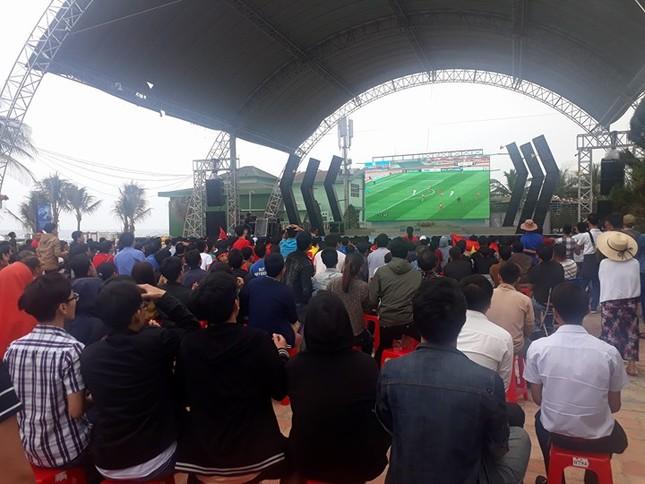 Hạ Qatar trên chấm 11m, U23 Việt Nam vào chung kết giải châu Á ảnh 18