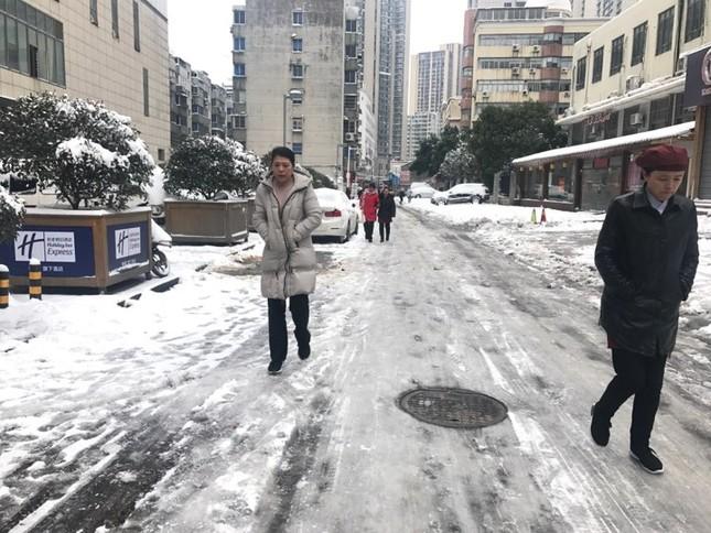 Tuyết tan nơi U23 Việt Nam đá chung kết châu Á ảnh 8