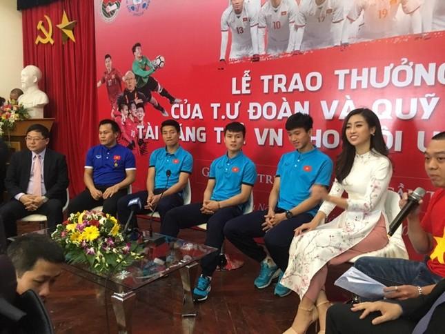 U23 Việt Nam: 'Không quản mưa tuyết, cứ ra sân là 'chiến' thôi' ảnh 23