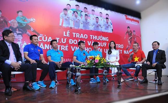 U23 Việt Nam: 'Không quản mưa tuyết, cứ ra sân là 'chiến' thôi' ảnh 21