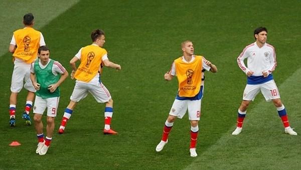 Nga thắng Saudi Arabia '5 sao' ở trận khai mạc World Cup ảnh 13