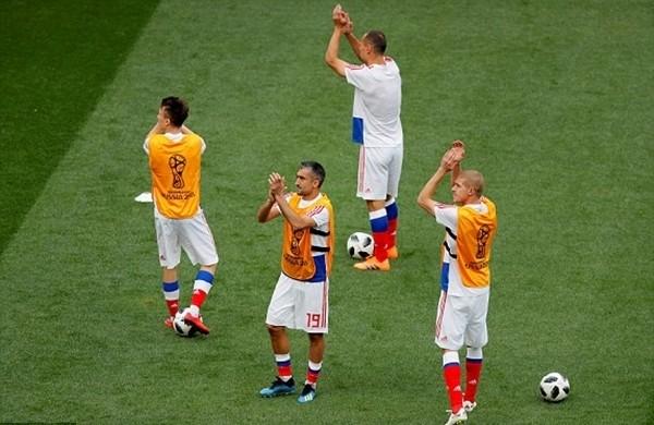 Nga thắng Saudi Arabia '5 sao' ở trận khai mạc World Cup ảnh 14