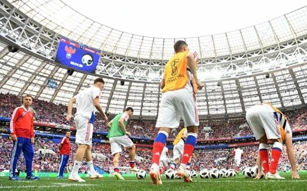 Nga thắng Saudi Arabia '5 sao' ở trận khai mạc World Cup ảnh 15