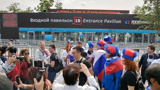 Nước Nga tưng bừng náo nhiệt khai hội World Cup 2018 ảnh 27
