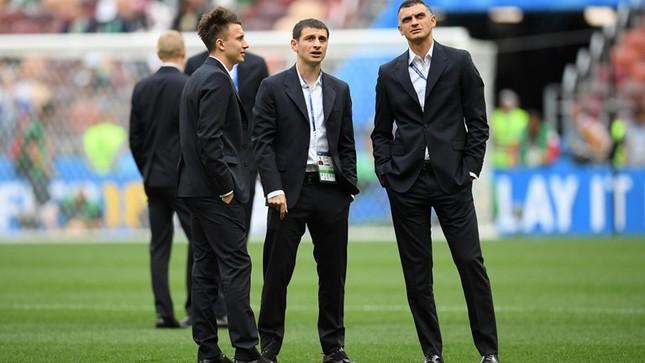 Nước Nga tưng bừng náo nhiệt khai hội World Cup 2018 ảnh 30