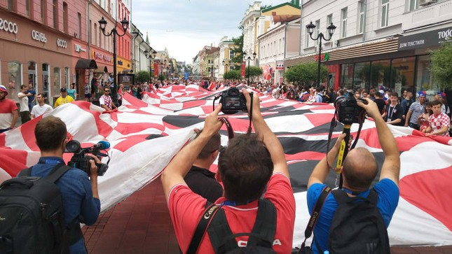 Croatia vào tứ kết sau trận thắng 'vỡ tim' trên chấm 11m ảnh 4