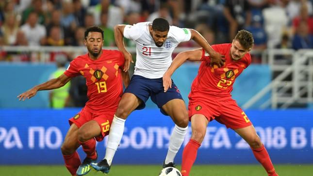 Trận tranh hạng 3 World Cup, Anh vs Bỉ: Bên kia bờ ảo vọng ảnh 3