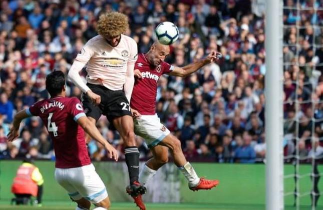 West Ham vs M.U (3-1): Quỷ đỏ sa lầy ảnh 13