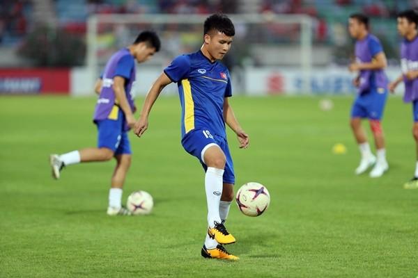 Văn Toàn bị từ chối bàn thắng, Việt Nam chia điểm với Myanmar ảnh 11