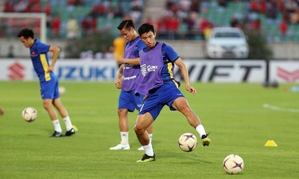 Văn Toàn bị từ chối bàn thắng, Việt Nam chia điểm với Myanmar ảnh 13