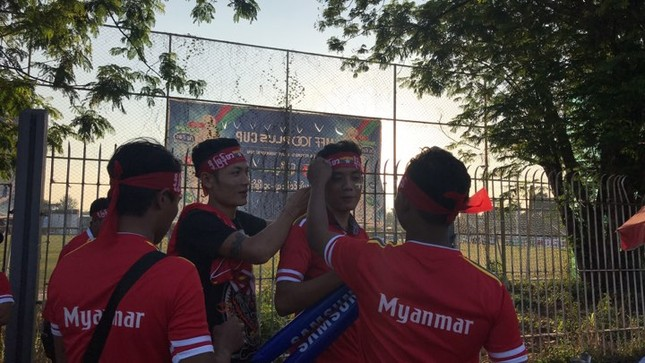 Văn Toàn bị từ chối bàn thắng, Việt Nam chia điểm với Myanmar ảnh 10