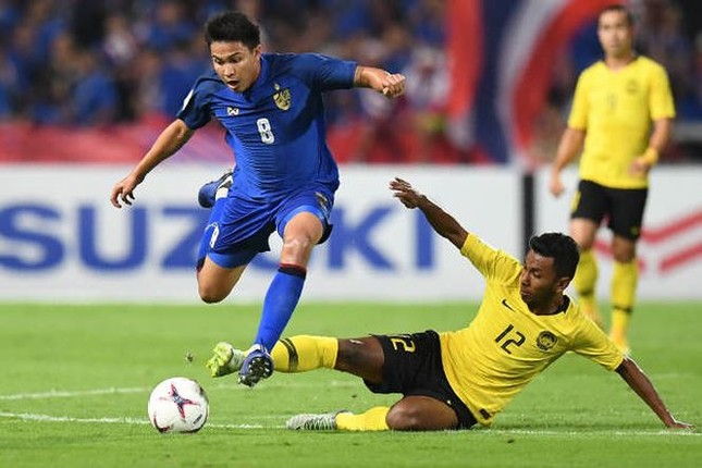 Malaysia ngoan cường vượt Thái Lan vào chung kết AFF Cup ảnh 22