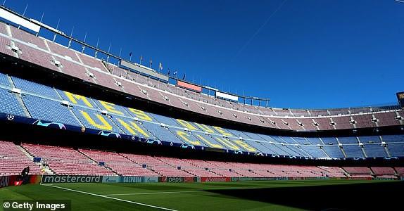Messi lập cú đúp, Barcelona đặt một chân vào chung kết ảnh 8