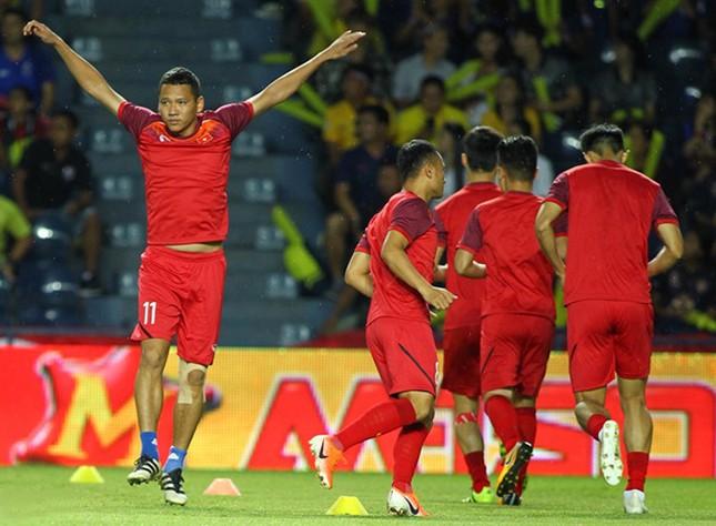 Anh Đức ghi bàn phút bù giờ, tuyển Việt Nam hạ Thái Lan vào chung kết King's Cup ảnh 10