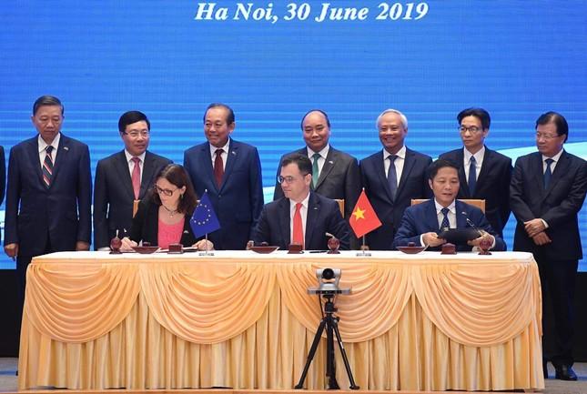 Thủ tướng Nguyễn Xuân Phúc: EVFTA sẽ là cao tốc hiện đại nối Việt Nam – EU ảnh 1