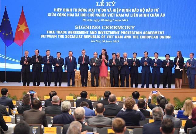 Thủ tướng Nguyễn Xuân Phúc: EVFTA sẽ là cao tốc hiện đại nối Việt Nam – EU ảnh 4