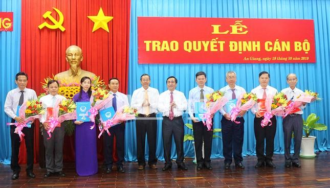 Nhân sự mới của Khánh Hòa, Đồng Tháp, Đắk Nông, An Giang, Thanh Hóa ảnh 3