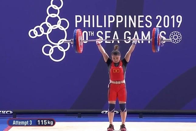 SEA Games 30 ngày 2/12: Việt Nam đứng thứ 2 trên bảng tổng sắp huy chương ảnh 8