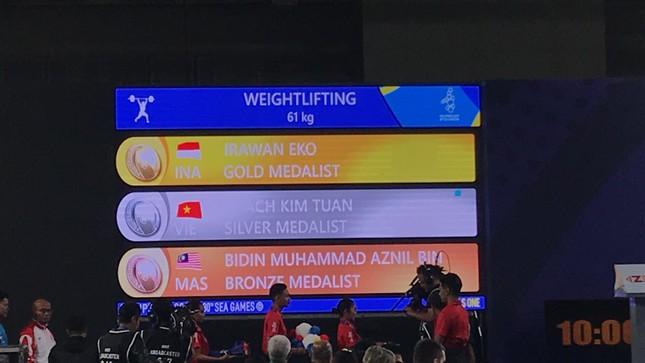 SEA Games 30 ngày 2/12: Việt Nam đứng thứ 2 trên bảng tổng sắp huy chương ảnh 2