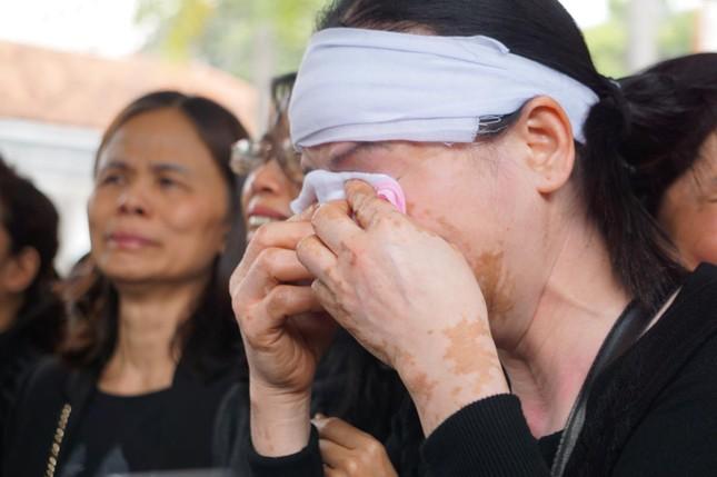 Tiễn biệt 3 liệt sĩ công an hy sinh ở Đồng Tâm ảnh 35
