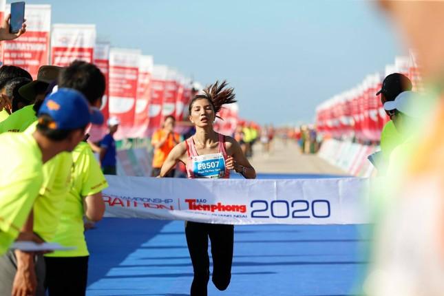 Tiền Phong Marathon 2020: Đường đua nhiều bất ngờ ảnh 3